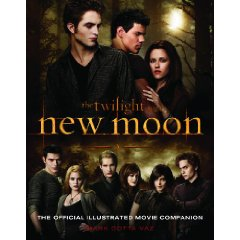 Pre-Order Available: Twilight Saga:  New Moon Movie Companion