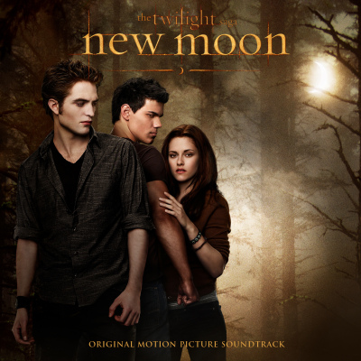 Twilight Saga:  New Moon, The Official Motion Picture Sountrack