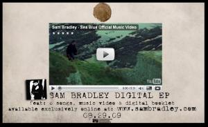 Sam Bradley's Official Website Preview w/Official Video