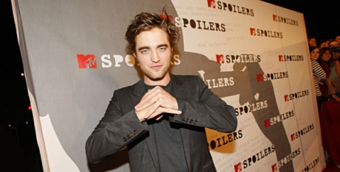 Robert Pattinson - Photo Courtesy of MTV.com