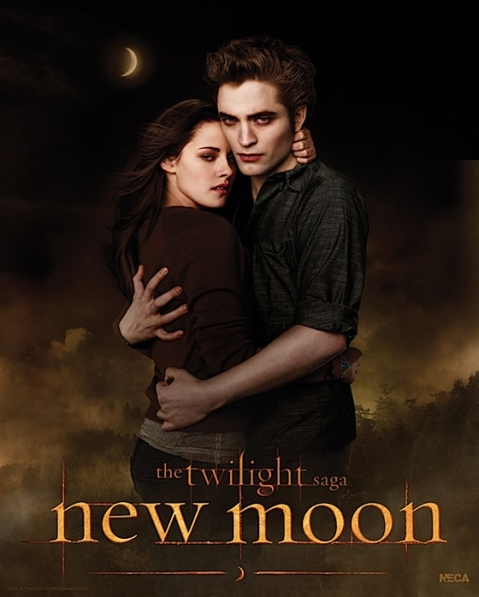 New Moon Poster - Photo Courtesy of NewMoonMovie.org