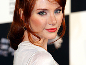 Bryce Dallas Howard - Photo Courtesy of MTV.com