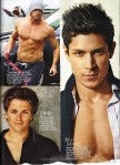 The Sexy Stars of New Moon - Publication Property of US Weekly
