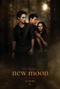 New Moon Movie Poster - Photo Property of Summit Entertainment via Gossip Cop