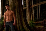 Taylor Lautner as Jacob Black - New Moon - Photo Property of LA Times