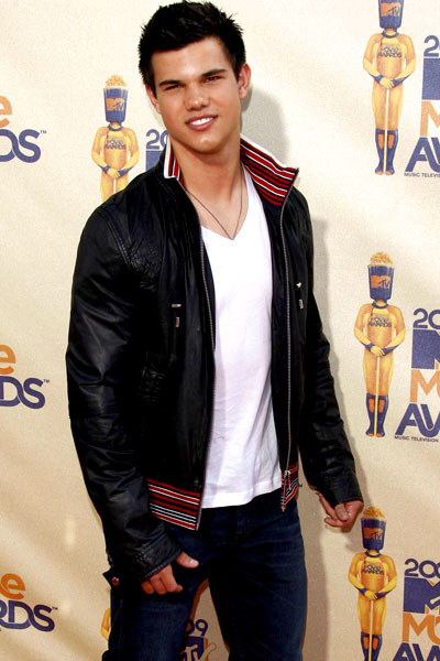 Taylor Lautner - Photo Courtesy of MTV.com