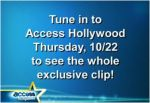 Access Hollywood - The Twilght Sage:  New Moon - SEE THE CLIP!!