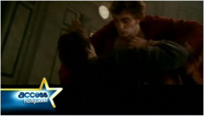 Edward Fighting of Demetri