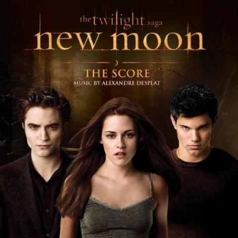 The Twilight Saga:  New Moon:  The Score