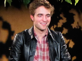 Robert Pattinson - Photo Property of MTV.com