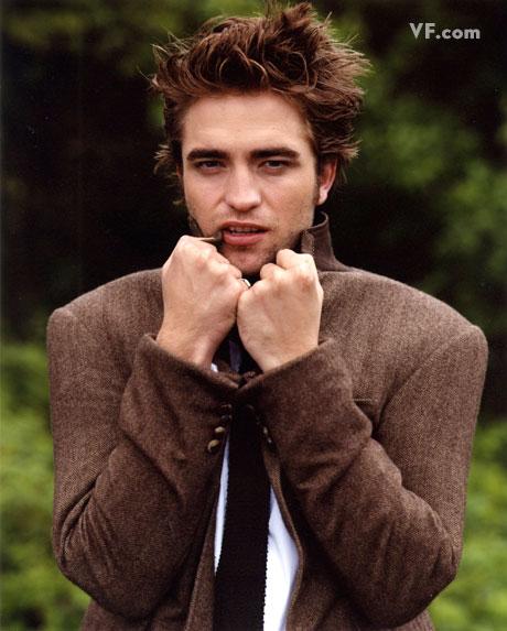 Robert Pattinson: Robert Pattinson – Vanity Fair Photo Shoot Outtakes