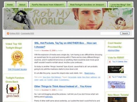 RobMyWorld.com