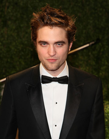 Robert Pattinson - Photo Credit:  WiredImages.com