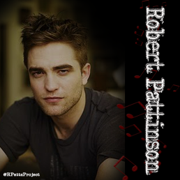 iPad Robert Pattinson Wallpaper