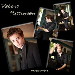 iPad Wallpaper Robert Pattinson 2