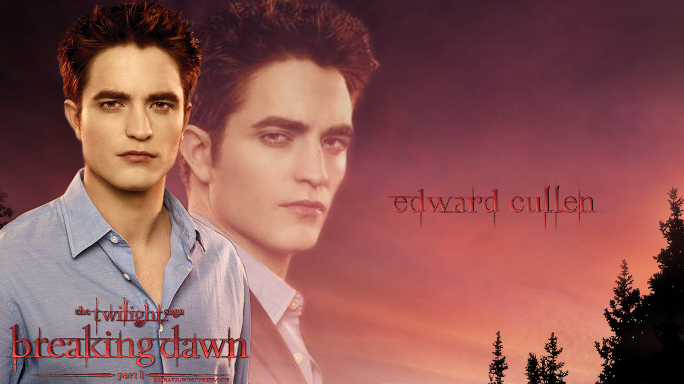 New Fan Made Wallpapers Featuring Robert Pattinson As Breaking